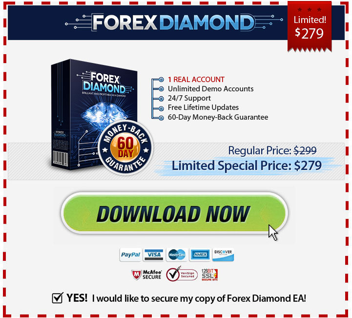 Order Forex Diamond Now